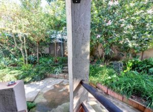Double Room Patio - Kloof B&B